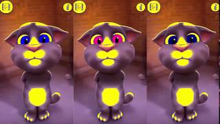 Learn Colors with My Talking Tom Colours for Baby #h Animatiopn Education Cartoon Compilation