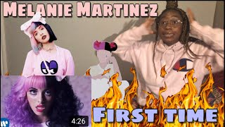FIRST REACTION TO MELANIE MARTINEZ (DOLL HOUSE & PITY PARTY REACTION)
