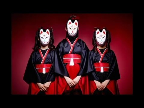 Babymetal: Fox God the Shinto Deity Inari Okami.