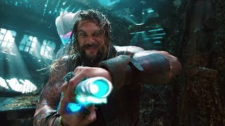 Aquaman vs Atlantean Soldiers | Aquaman [4k, IMAX]