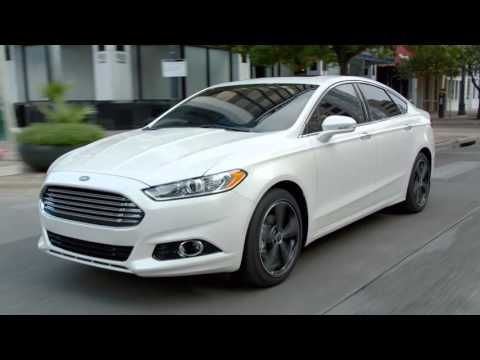 Ford Fusion Review
