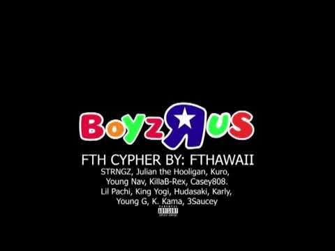 FTH Cypher ( Offical audio)  BY: FTHAWAII