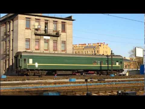 Леонид Минаев - егоровский вагон
