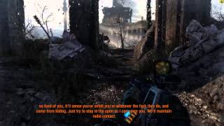 Metro Last Light MSI Gtx 970 4GB maxed out gameplay
