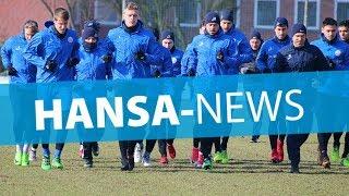 Hansa-News vor dem 28. Spieltag