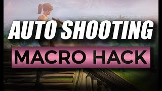 FORTNITE AUTO SHOOTING MACRO HACK!!!!! NEW UPDATE!!!