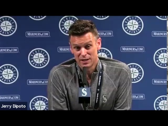 Jerry Dipoto on Farm System 2020-09-01