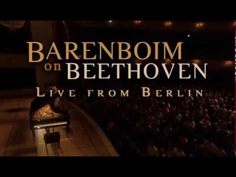 Barenboim on Beethoven. Live from Berlin. Concert 1/8