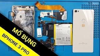 Bung máy BPhone 3 Pro: DAC rời, Snapdragon 660 rất rõ ràng