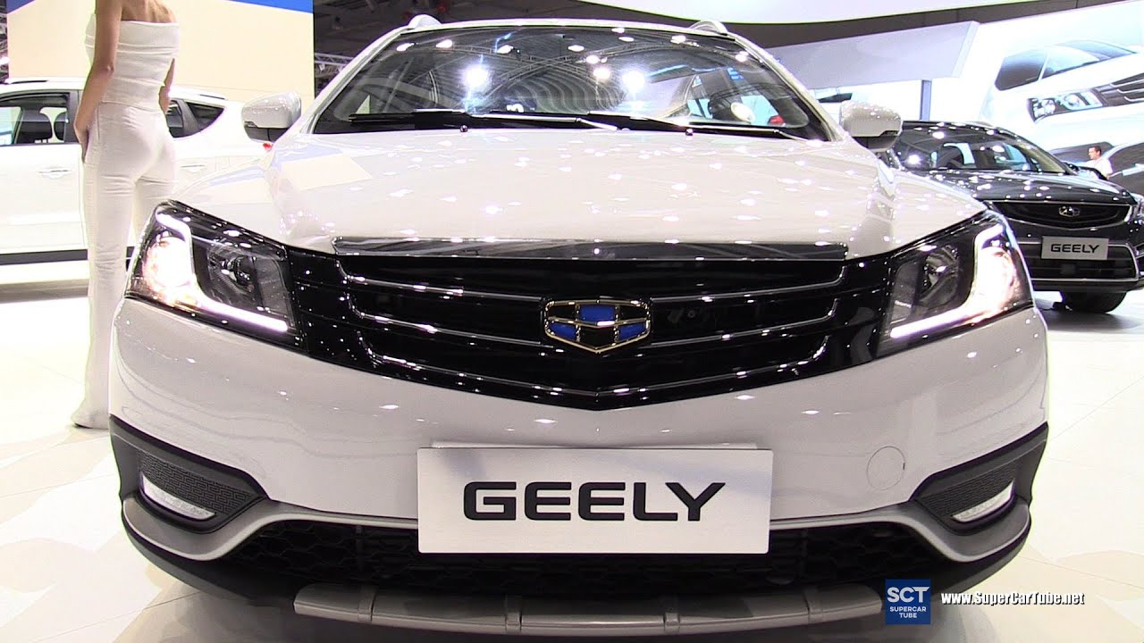 Geely Logo, History Timeline and Latest Models