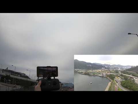 JJRC X9 Heron 5G WiFi FPV RC Drone - RTF 1080P Camera GPS Optical Flow Positioning