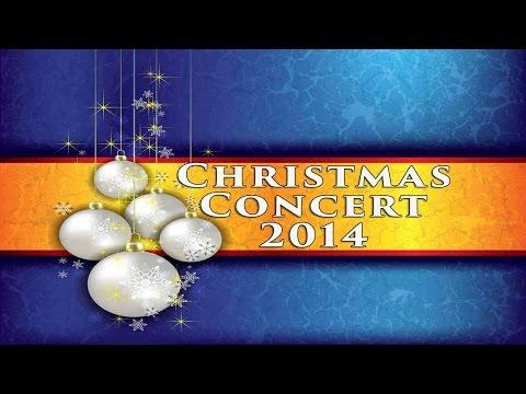AFM UK Christmas Concert 2014