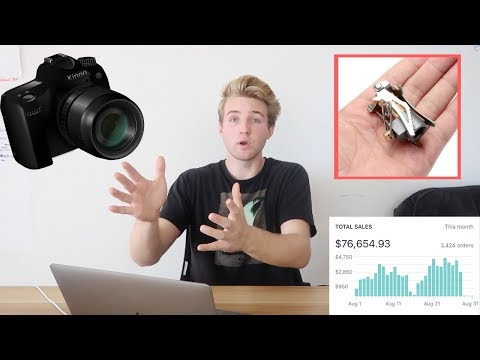 How To EASILY Get Better Pictures For Your Shopify Store (AliExpress Products)