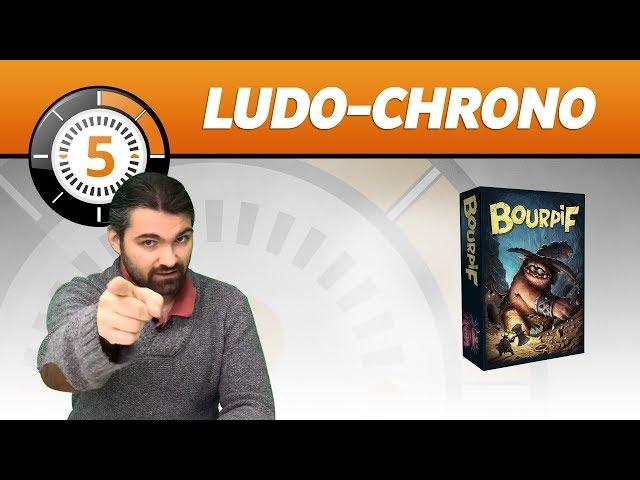 LudoChrono - Bourpif