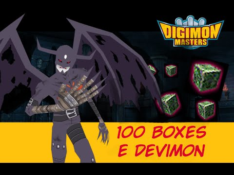 GDMO | +100 BOX E DEVIMON INSTANCE DUNGEON
