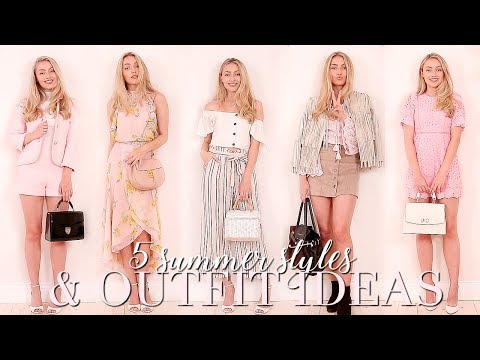 SUMMER 2018 OUTFIT IDEAS LOOKBOOK ~ Freddy My Love