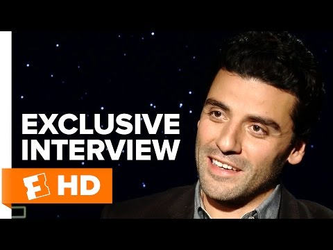 Star Wars: The Force Awakens - Exclusive Oscar Isaac Interview (2015) HD