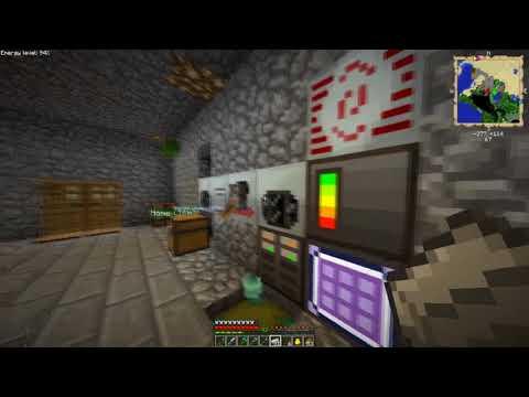 Modded Minecraft | FTB Unleashed | Ep 53 | Lava Energy!!