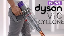 Dyson Cyclone V10 Review: Best Cordless Vacuum!