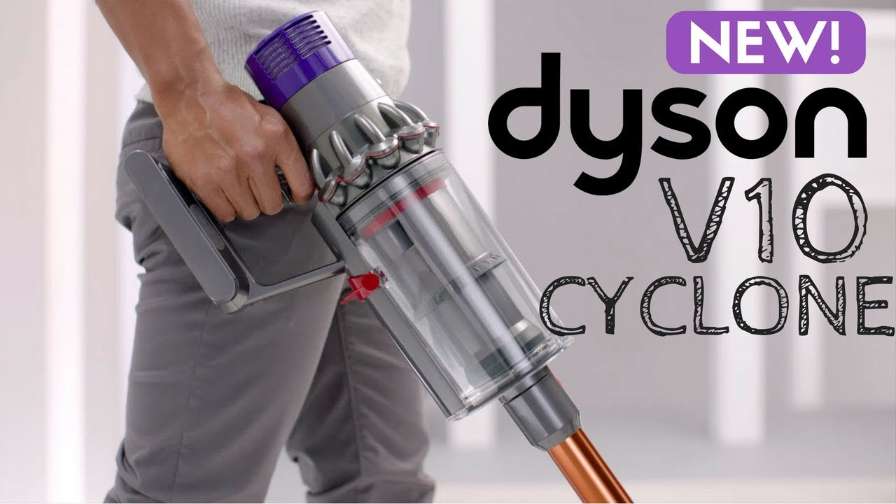 dyson cyclone v10 review best cordless vacuum youtube. Black Bedroom Furniture Sets. Home Design Ideas