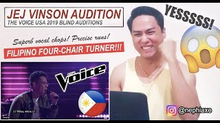 """Jej Vinson Stuns The Coaches With """"passionfruit"""" - The Voice Blind Auditions 