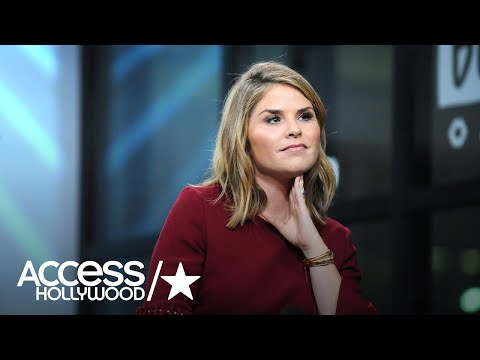 Jenna Bush Hager Tears Up Speaking About Her Mentor Matt Lauers Scandal | Access Hollywood