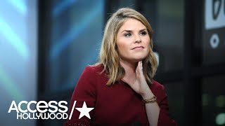 Jenna Bush Hager Tears Up Speaking About Her 'Mentor' Matt Lauer's Scandal | Access Hollywood