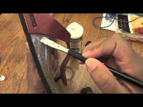70c97e99a333 VEDA Day 17  How To Seal Birkenstock Cork - YouTube