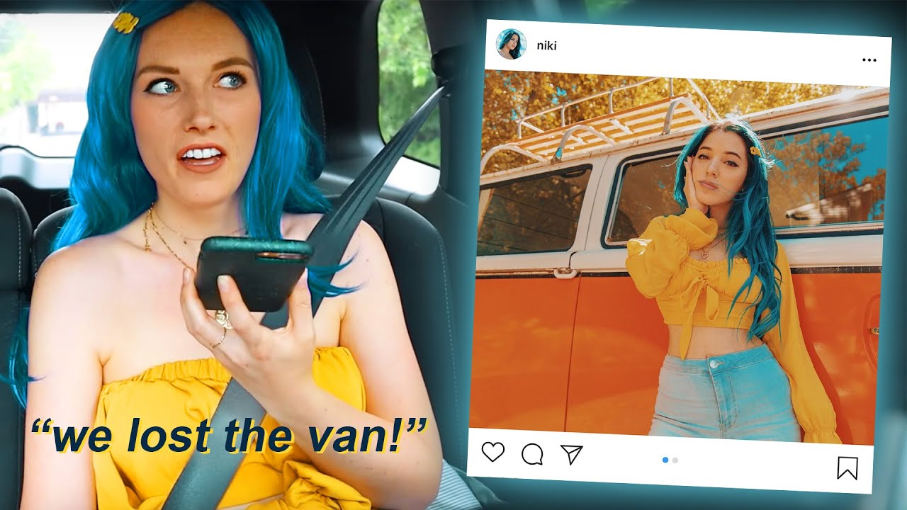 [VIDEO] - We tried to recreate YouTubers' Instagrams (Niki, Best Dressed, and more!) 9
