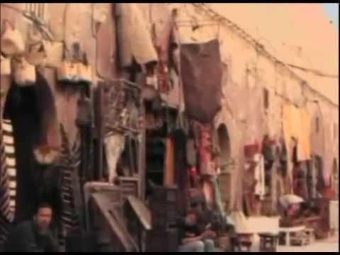 Масло Арганы: фильм о аргановом масле из Марокко Часть 1