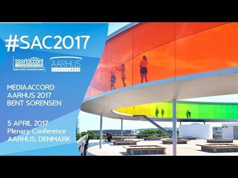 #SAC2017: MediaAccord -  Bent Sorensen, Aarhus European Capital of Culture