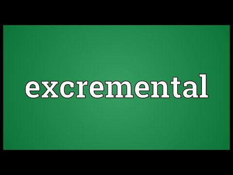 Header of excremental