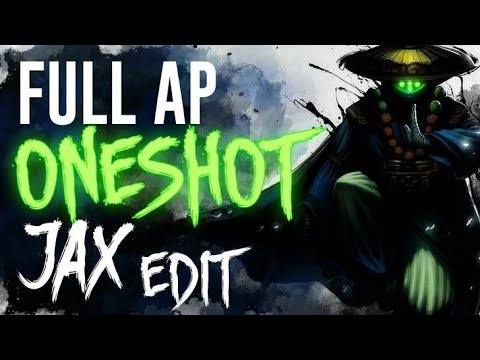 Full AP ONESHOT NUCLEAR Godstaff Jax - edit. Gameplay
