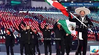 Se inauguran los Juegos Olímpicos de Invierno Pyeongchang 2018 con las Coreas unidas Video