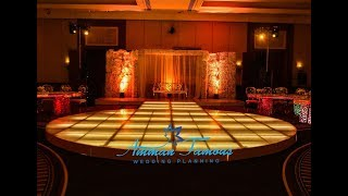 At Le grand Amman planned by Amman Famous wedding planner