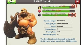 Clash Of Clans new troops + full movie of dec. 2016