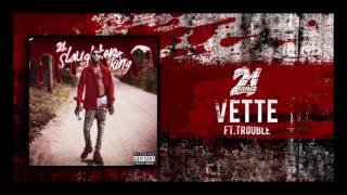 21 Savage  Vette Ft Trouble Prod By... @ www.OfficialVideos.Net