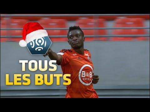 Tous les buts de Benjamin Moukandjo J1-J19 Ligue 1 / saison 2015-16