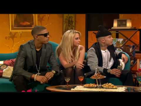 Chatty Man - Alan Carr interviews N-Dubz
