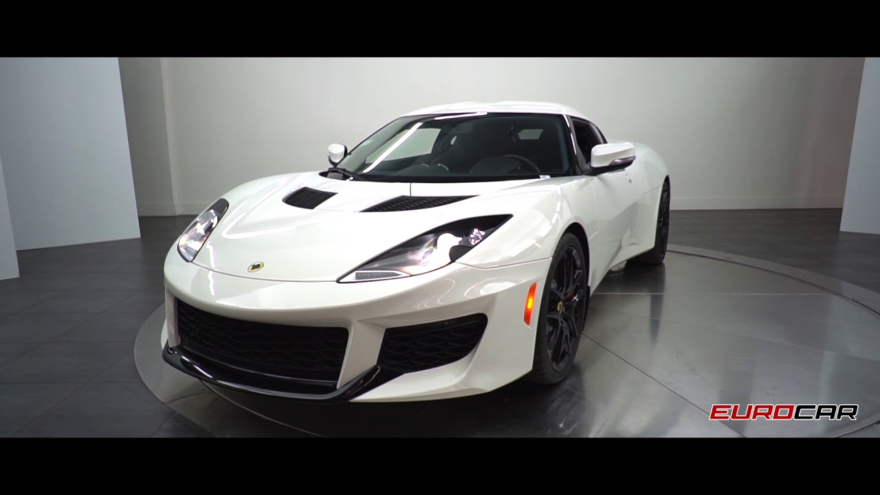 Eurocar Oc Inventory Lotus Evora 400 For Sale By Eurocar Oc Youtube