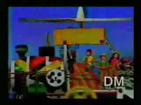 Trem da Alegria - Uni Duni Tê   (clip original 1985)