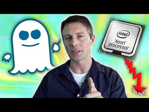 Spectre & Meltdown Are Now NERFING Used Xeon Performance