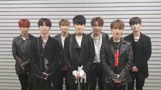 TARGET 2018年1月24日韓国公式デビュー決定!動画メッセージ到着