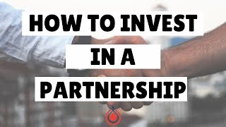 How to Invest with Partners