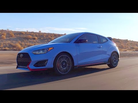 2019 Veloster N Review