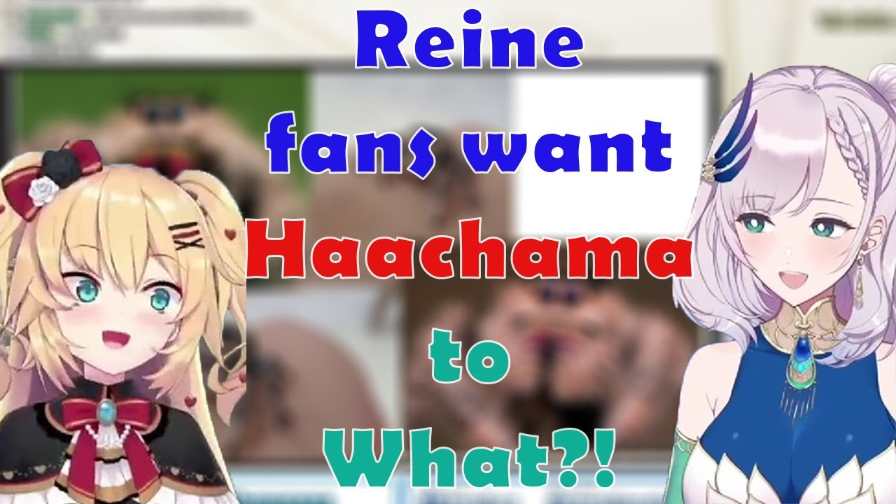 Reine got Panic after what her fans Willing to do for Haachama!!