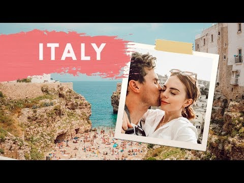 EXPLORING PUGLIA, ITALY | VLOG