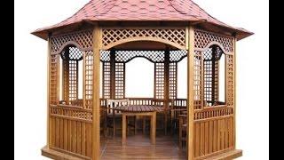 Беседка Кривой Рог - купить деревянную беседку(Беседка Кривой Рог - купить деревянную беседку Криворожская строительная компания