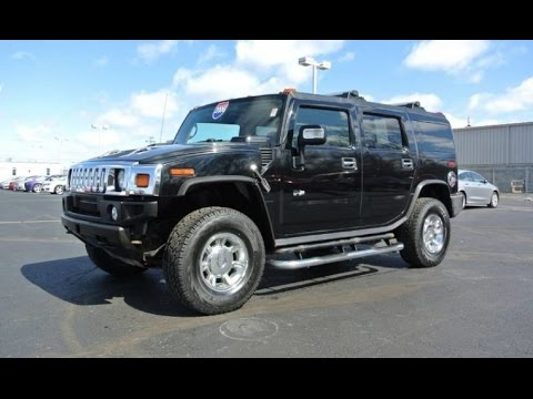 2006 hummer h2 suv for sale dayton troy piqua sidney ohio 27690at youtube. Black Bedroom Furniture Sets. Home Design Ideas