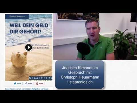 Offshore Banking - Das Interview mit Christoph Heuermann